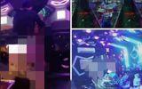 """Tin trong nước - Xuất hiện clip """"nóng"""" ghi lại cảnh """"thác loạn"""" được cho là ở quán Bar Sunny: Công an vào cuộc xác minh"""