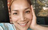 """Tin tức giải trí - Hồng Ngọc khoe gương mặt phục hồi """"thần kỳ"""" sau 1 năm bị bỏng nặng"""
