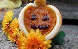 """Tự tay làm bánh """"quả bí"""" đón lễ Halloween"""