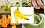 Tác dụng kỳ diệu từ vỏ trái cây