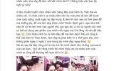 Facebook sao 24h: Ngọc Trinh bức xúc vì nhân viên bị chê xấu