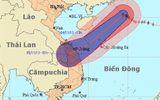 Bão Krosa sẽ suy yếu thành áp thấp nhiệt đới