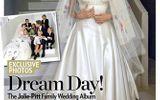 Ngắm Angelina Jolie và Brad Pitt hạnh phúc trong lễ cưới