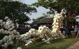 Festival Huế 2014: Độc đáo phiên chợ làng quê Việt Nam