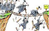 Gần tốt nghiệp bỏ học vì quá... tự tin