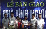 Báo ĐS&PL bàn giao nhà tình nghĩa tại Hà Tĩnh