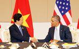 Thủ tướng Chính phủ Nguyễn Tấn Dũng gặp Tổng thống Mỹ Obama