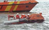 Tàu 3.000 tấn chìm trên biển: Đã tìm thấy 4 thuyền viên