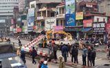 Xe biển xanh đi vào đường cấm gây tai nạn: Sẽ xử lý nghiêm