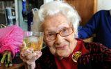 Bí quyết trường thọ của cụ bà 100 tuổi
