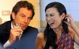 Chứng cớ ngoại tình của cựu Thủ tướng Anh Tony Blair