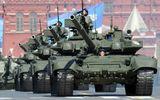 880 xe tăng Nga tập trận sát biên giới Ukraine