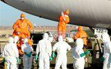 """Virus Ebola """"tấn công"""" châu Âu"""