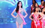 Siêu mẫu Diệu Linh giành 2 giải thưởng tại Hoa hậu du lịch quốc tế 2014