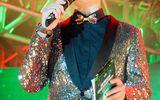 Hoàng Thùy Linh thân thiết với Nguyên Khang trong đêm nhạc mừng năm mới 2015
