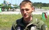 Xuất hiện hình ảnh phi công được cho là đã bắn hạ máy bay MH17