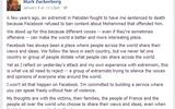 Charlie Hebdo: Facebook kiểm duyệt hình ảnh nhà tiên tri Mohammed