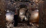 Khám phá lăng mộ kỳ bí của Thần Chết ở Ai Cập