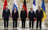 Hội nghị 4 bên về Ukraine đạt thỏa thuận ngừng bắn