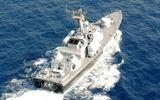Hải quân Việt Nam thử nghiệm tàu tên lửa Molnya