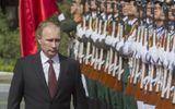 Nga tăng cường vị thế ở phía Đông và phía Nam Trung Quốc