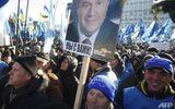 """""""Ukraine bị giằng xé giữa Brussels và Moscow"""""""