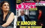"""Chuyện tình Hollande-Gayet: """"Tài lộc"""" đầu năm của báo giới"""