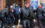 Đụng độ đẫm máu ở miền Đông Ukraine