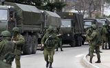 Binh sĩ Ukraine ở Crimea đào ngũ hàng loạt