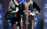 Nguyễn Thị Loan bỏ bê quán ốc diễn thời trang cùng đàn chị Ngọc Hân