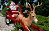Choáng ngợp với cửa hàng Giáng sinh lớn nhất thế giới