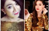 MC Trấn Thành mượn váy dát vàng 24k của Hồ Ngọc Hà