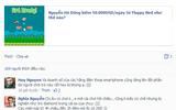 Facebook sao 24h: Mỹ Linh khen chủ nhân Flappy Bird giỏi