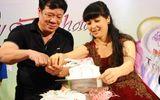 """Ca sĩ """"trăm tỷ"""" Trang Nhung: May mắn được chồng """"đào tạo"""" mọi thứ"""