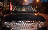 """""""Người tình tin đồn"""" của Cao Thái Sơn lái Range Rover đi sự kiện"""