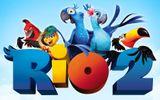 """""""Rio 2"""" soán ngôi phim ăn khách của """"Caption America 2"""""""
