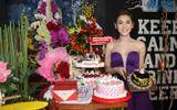 Lâm Chi Khanh tổ chức sinh nhật hoành tráng bên bạn bè