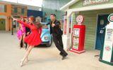 Mặc scandal, Angela Phương Trinh vẫn miệt mài tập nhảy Latin