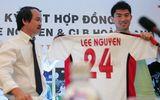 Bầu Đức mơ HAGL có Lee Nguyễn để kết hợp với Công Phượng
