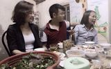 Văn Quyến đưa bạn gái xinh đẹp về nhà ăn Tết