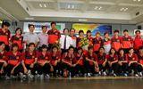Đội tuyển nữ Việt Nam sẵn sàng giành vé dự World Cup 2015