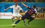 """Video pha bỏ lỡ """"kinh điển"""" của Torres trận gặp Hà Lan"""