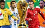 Bảng xếp hạng World Cup 2014