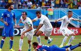 Uruguay 1-0 Italia (KT): Thua trận, Italia bị loại tức tưởi