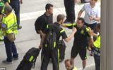 Chiếc máy bay chở ĐT Tây Ban Nha bị sét đánh khi sắp hạ cánh