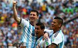 Clip: Messi lập cú đúp, Argentina đánh bại Nigeria