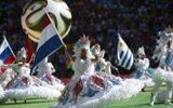 Những hình ảnh ấn tượng nhất trong Lễ bế mạc World Cup 2014