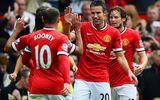 Rooney bị thẻ đỏ, M.U nhọc nhằn hạ West Ham