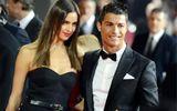 Ronaldo bị siêu mẫu bỏ vì cư xử vũ phu