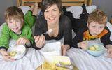 Cách nuôi dạy con kỳ lạ của một bà mẹ Anh